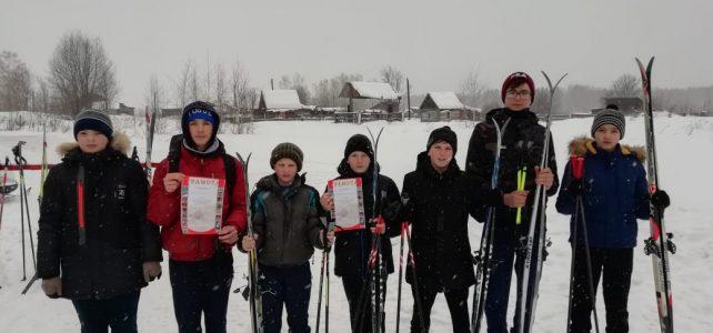 «Школьная спортивная лига» 22 января 2021г на лыжной базе «Олимп»