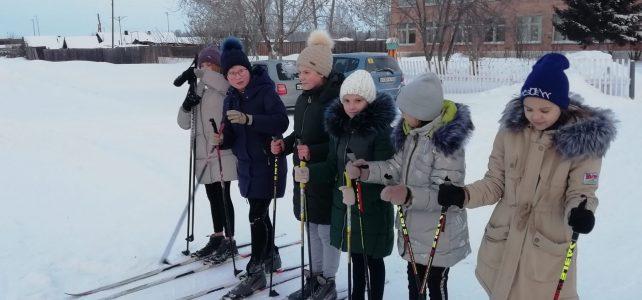 Школьный этап соревнований «Быстрая лыжня»