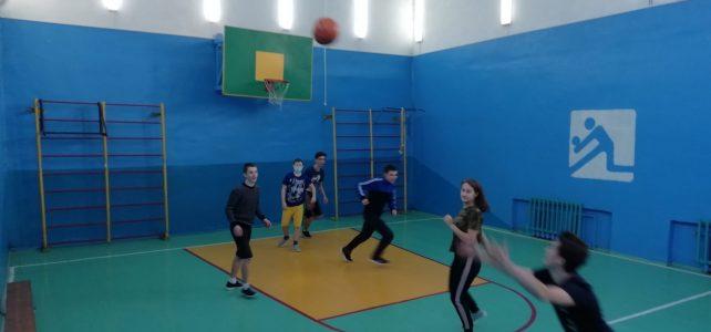 Новогодний турнир по баскетболу