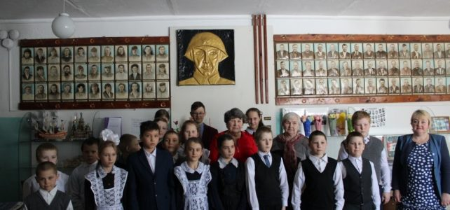 Устный журнал «Детство, опалённое войной», посвящённый 75-летию Победы, для учащихся 1-8 классов, был проведён в Соколовской школе.
