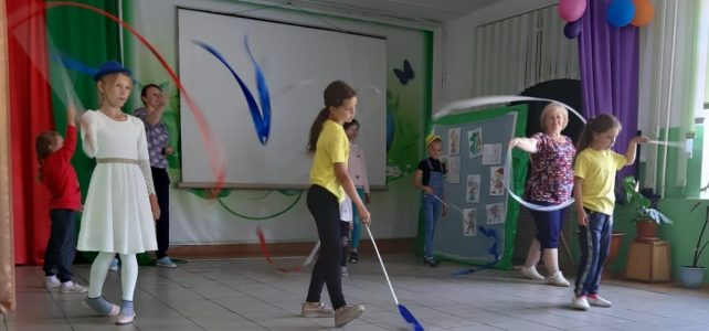 Закрытие лагерной смены «Непоседы.ru»
