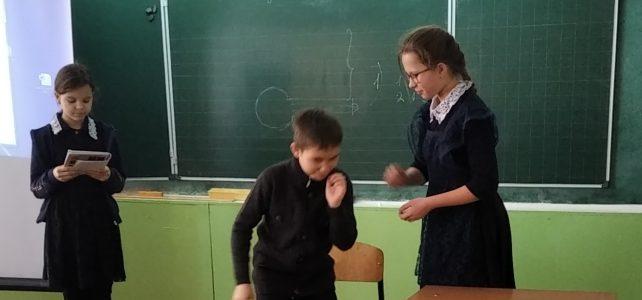 19 января в 5 классе прошел урок литературы по рассказу А.П. Чехова «Хирургия»