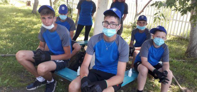 Трудовой отряд старшеклассников «Соколята»